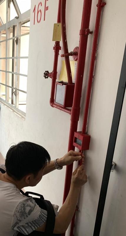 大廈消防例檢