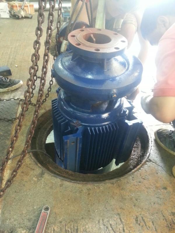 安裝消防水泵工程