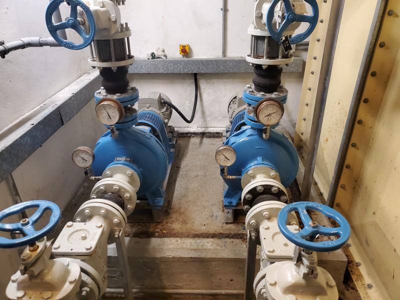 更換水泵工程